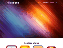 Tablet Preview of killericons.in